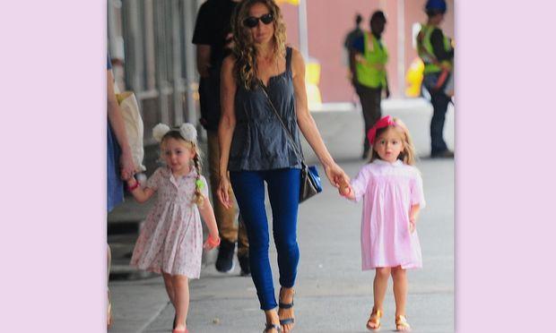 Οι κόρες της Σαρα Τζέσικα Πάρκερ επιστρέφουν στο… σχολείο!