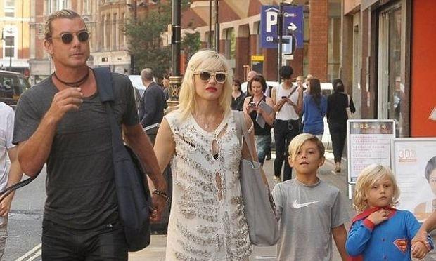 Gwen Stefani: Στα 43 της περιμένει το τρίτο της παιδί!