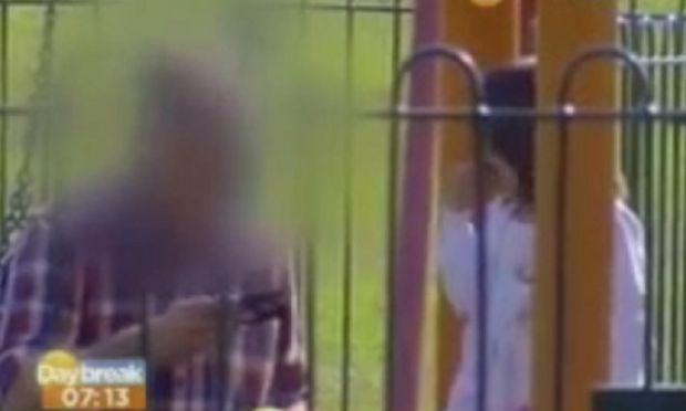 Ετσι χάνεται ένα παιδί μέσα σε λίγα δευτερόλεπτα (βίντεο)