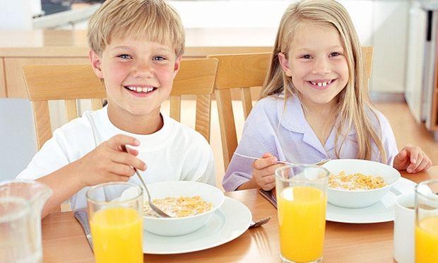 Ένα  σούπερ πρωινό αφιερωμένο στην πρώτη μέρα του σχολείου!