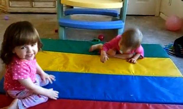 Όταν η γυμναστική γίνεται διασκέδαση! (βίντεο)