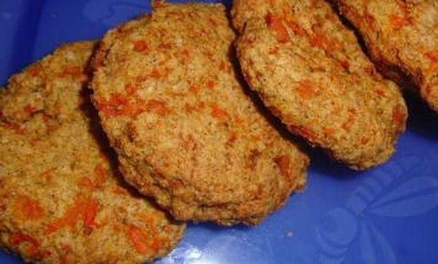 Συνταγή για τραγανά κουλουράκια καρότου!