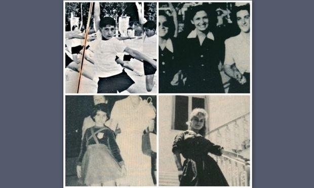 Δείτε ασπρόμαυρες σχολικές φωτογραφίες διάσημων Ελλήνων...