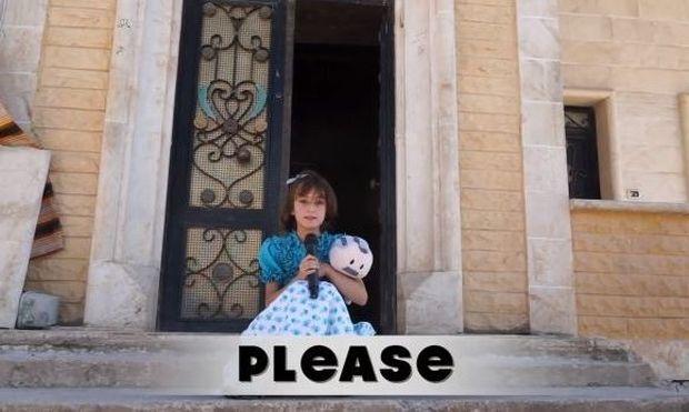 Σοκαριστικό video προπαγάνδα με πρωταγωνιστές παιδάκια από τη Συρία