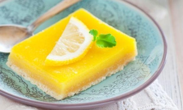 Συνταγή για διαφορετική lemon pie για παιδιά!