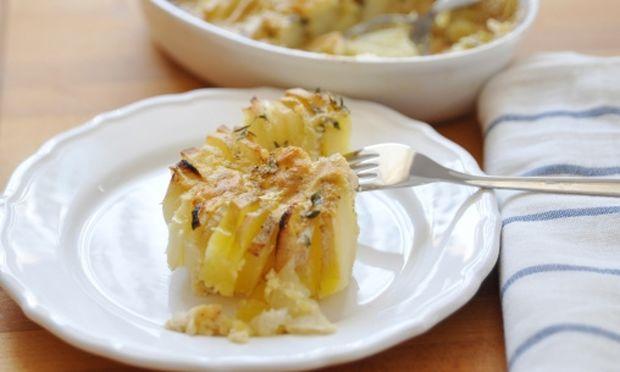 Συνταγή για απίθανες πατάτες γεμιστές!