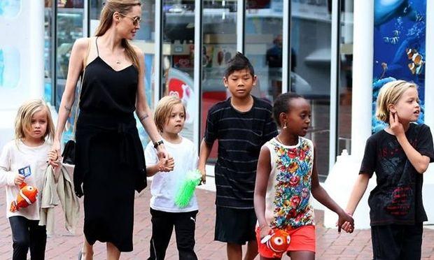 Αντζελίνα Τζολί: Εγκαταστάθηκε στην Αυστραλία με τα παιδιά και πληρώνει ενοίκιο 40.000 δολάρια την εβδομάδα!