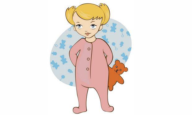 Το παραμύθι της εβδομάδας: «Οι πυτζάμες πάνε στο σχολείο!»
