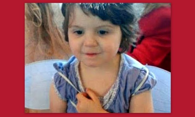 Το τραγικό τέλος ενός 4χρονου κοριτσιού που συγκλονίζει παγκοσμίως