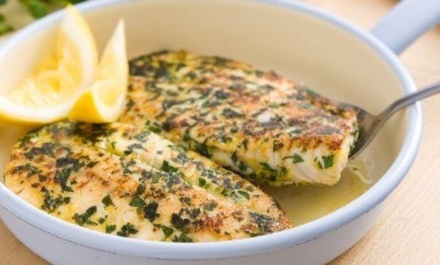 Συνταγή για τρομερό ψαράκι με πατάτες!