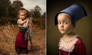 Έλληνας φωτογράφος απαθανατίζει την 4χρονη κόρη του και σαρώνει τα διεθνή βραβεία! (φωτογραφίες)