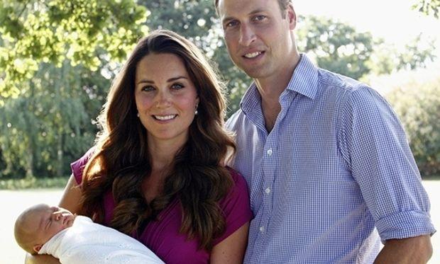 Απίστευτο: Πρώτο στη λίστα με τις ισχυρότερες προσωπικότητες του Λονδίνου το πριγκιπικό μωρό!
