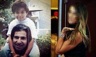 Η συγκινητική αφιέρωση διάσημης περσόνας στο twitter για την 10η επέτειο από τον θάνατο του πατέρα της