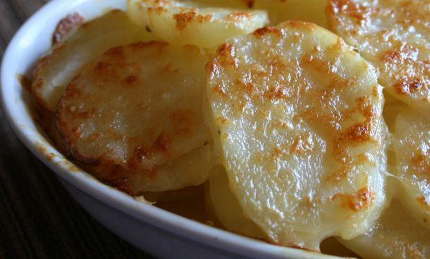 Συνταγή για το πιο νόστιμο ογκρατέν με πατάτες!