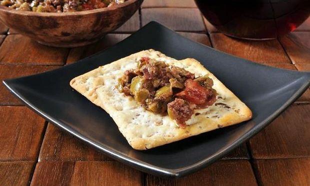Σνακ: 5 γευστικές ιδέες χωρίς περιττές θερμίδες