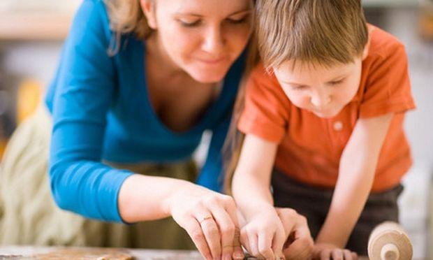 Βάλτε το παιδί στην κουζίνα και κάντε εκπαίδευση στα μαθηματικά!