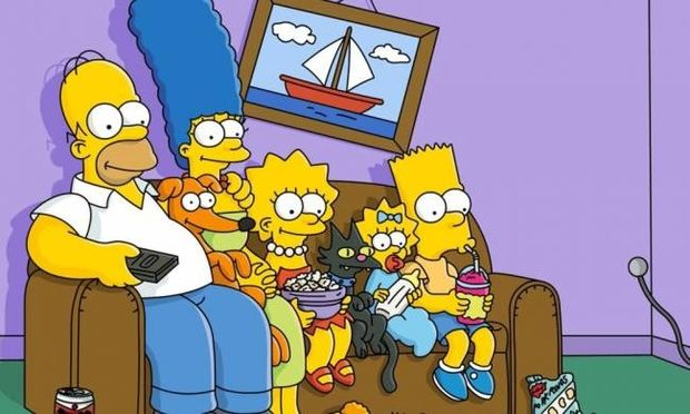 Θάνατος στην οικογένεια Simpson