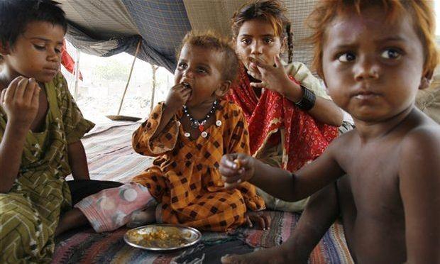OHE: 1 στα 8 παιδιά υποφέρει από υποσιτισμό!