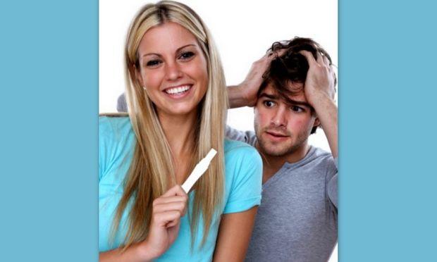 Είστε ευτυχισμένη που είστε έγκυος, όχι όμως και ο σύντροφός σας. Τι κάνετε;