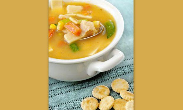 Συνταγή για την πιο νόστιμη σούπα με μοσχάρι!