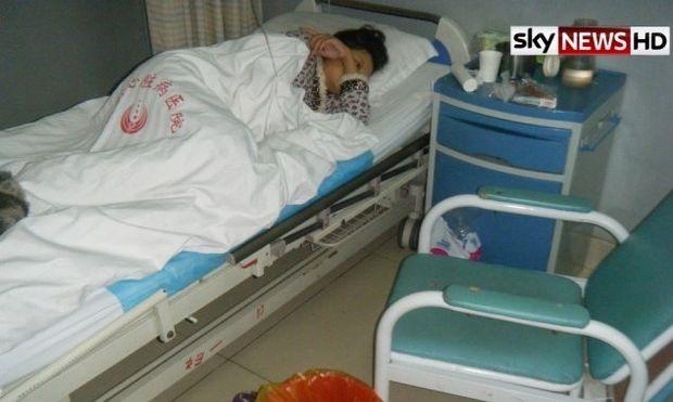 Τραγικό: Άρπαξαν 6 μηνών έγκυο για να κάνει με το ζόρι έκτρωση στην Κίνα!