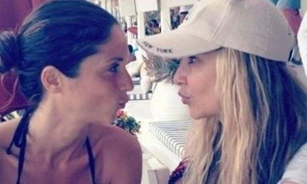 Άννα Βίσση: Μια σούπερ ροκ γιαγιά αποκαλύπτει: «Ήδη νιώθω ότι η Σοφία είναι καλύτερη μαμά από μένα»