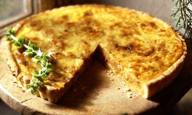 Συνταγή για την πιο νόστιμη τάρτα με κρέμα τυριού!