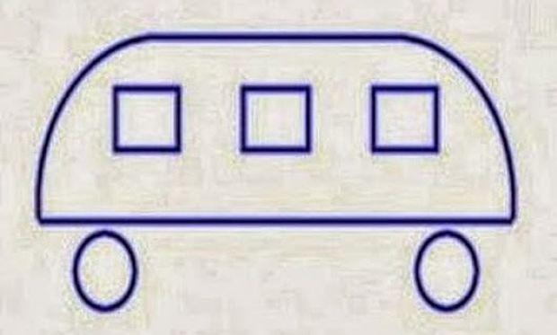 Το τεστ με το λεωφορείο που θα σας αφήσει άφωνους!