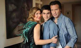 Ο γιος του Στράτου Τζώρτζογλου και της Μαρίας Γεωργιάδου κάνει το τηλεοπτικό του ντεμπούτο!