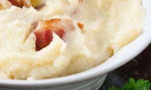 Συνταγή για νόστιμο πουρέ πατάτας με παρμεζάνα!