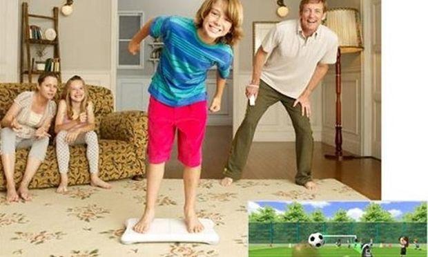 Τα διαδραστικά βιντεοπαιχνίδια κάνουν καλό!