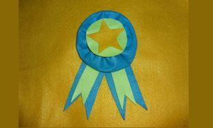 Φτιάξτο μόνη σου: Βραβείο από τα χεράκιά σας για τα παιδάκια σας!
