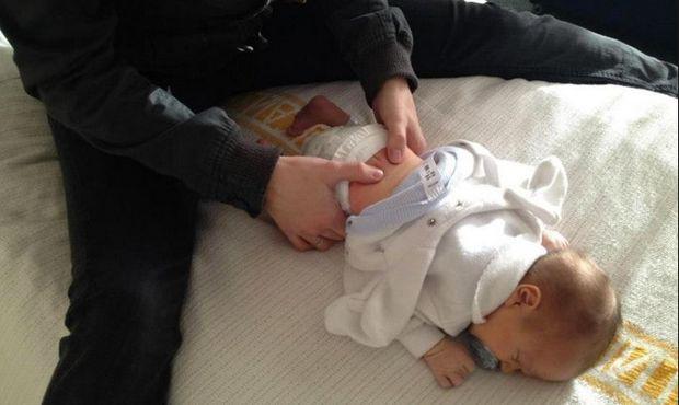 Φρικτό: Χειροπρακτικός παραλίγο να αφήσει ανάπηρο μωρό!
