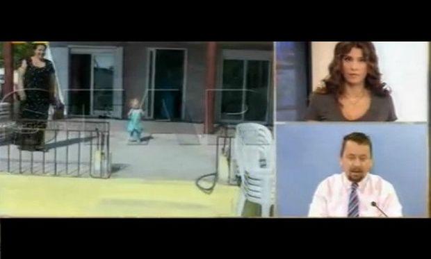 Νέο βίντεο με τη μικρή Μαρία στο φως της δημοσιότητας
