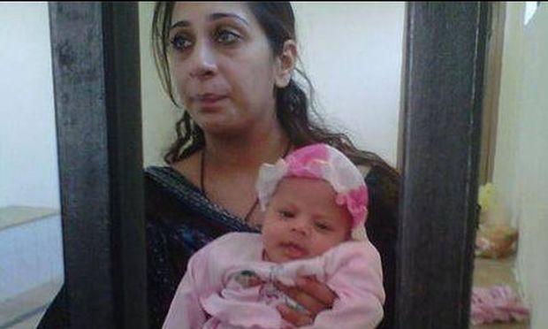 Αγωνία για Βρετανίδα υπήκοο που βρίσκεται σε φυλακές του Πακιστάν μαζί με το μωρό της