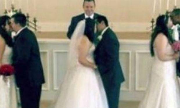 Τρεις αδελφές παντρεύτηκαν την ίδια μέρα για να τις δει νύφες η ετοιμοθάνατη μητέρα τους!