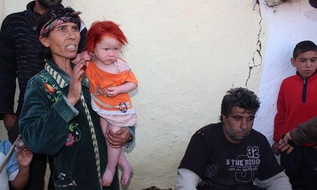 Αναμένεται το τεστ DNA για να διαπιστωθεί αν η Σάσα Ρούσεβα είναι βιολογική μητέρα της μικρής Μαρίας