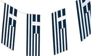 28η Οκτωβρίου: Φτιάξτε γαλανόλευκες σημαίες!