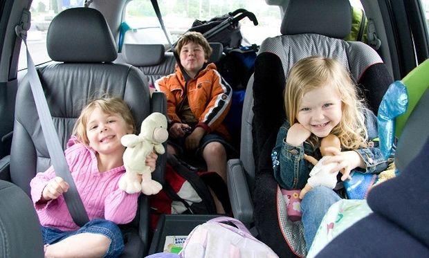 Οδηγίες ασφάλειας για τις μετακινήσεις των παιδιών
