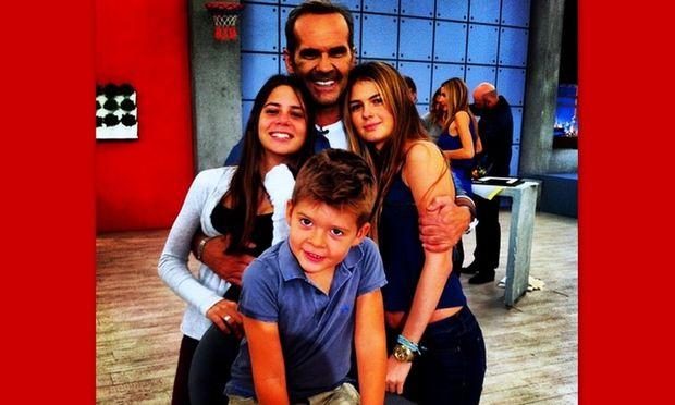 Η οικογένεια Κωστόπουλου στα πλατό του «Πρωινό mou»!