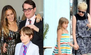 Η κόρη του αξέχαστου Χιθ Λέτζερ και ο γιος της Σάρα Τζέσικα Πάρκερ γιόρτασαν τα γενέθλιά τους!