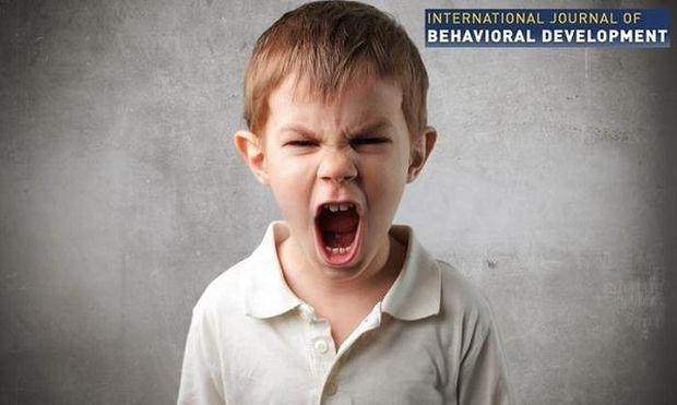 Το DNA του παιδιού καθορίζει την κακή συμπεριφορά