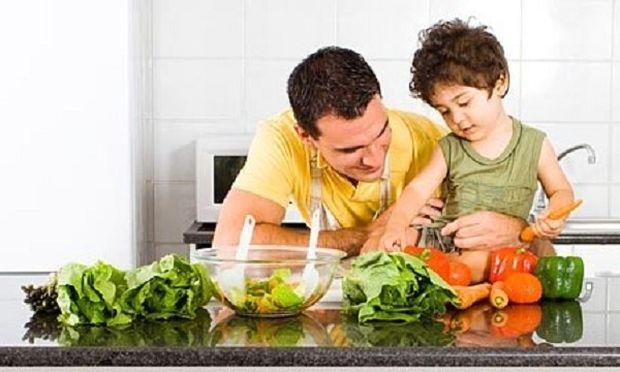 Ετσι θα καταφέρετε να τρώτε υγιεινά οικογενειακώς!