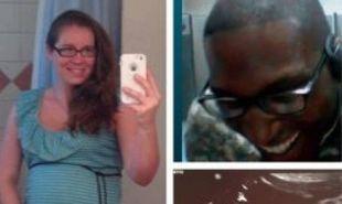 Είδε live στο Skype να μαχαιρώνουν την έγκυο γυναίκα του