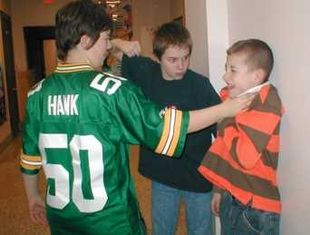 Αληθινή ιστορία: «Όταν είδα για πρώτη φορά περιστατικό bullying στη σχολική γιορτή του γιου μου...»