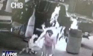 Άνδρας έστειλε τη γυναίκα του στο νοσοκομείο, λόγω τσιγάρου! Δείτε το βίντεο
