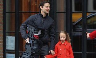 Η εκπληκτική ομοιότητα του «Σπάιντερμαν» με την κόρη του! Δείτε τις φωτογραφίες!