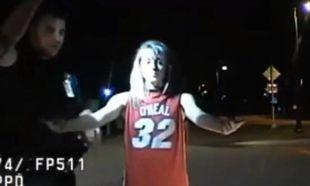 Μαθήτρια έγινε τύφλα στο μεθύσι και βγήκε βόλτα με τα εσώρουχα (βίντεο)