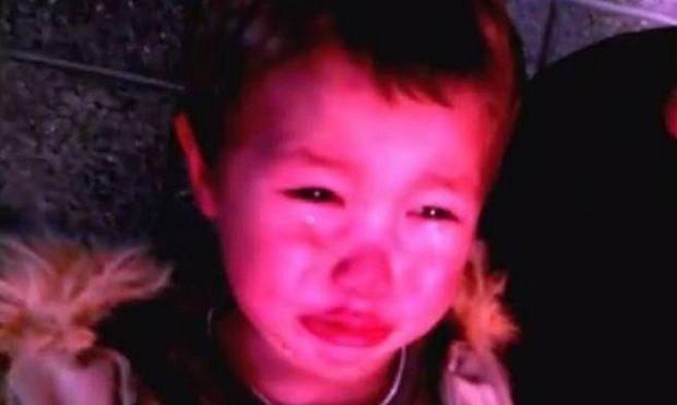 Γιούτα Τζαζ: Απαρηγόρητος ο τρίχρονος μπόμπιρας (βίντεο)