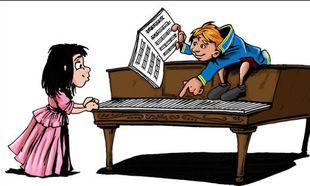 Ερευνα: Μάθε πιάνο πριν τα 7 σου χρόνια για να γίνεις εξυπνότερος!